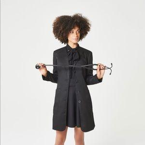 Figs black lab coat